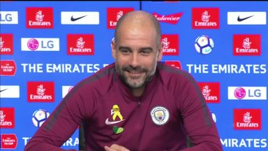 Pep: I wasn't good enough for Wigan