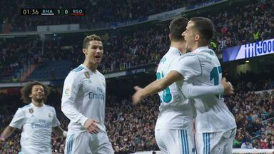 Real Madrid's lightning start