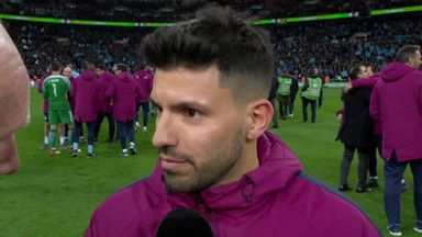 Aguero: We need to keep going