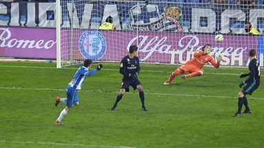 Madrid stunned by Espanyol
