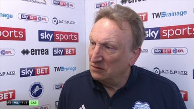 Warnock blasts ref