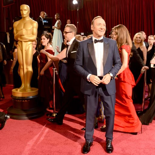 Kevin Spacey to appear in first film since sexual assault claims