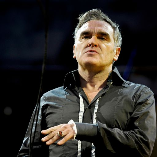 Morrissey's UK gigs cancelled amid row over anti-racism protest
