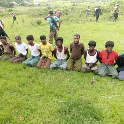 Revealed: Evidence of Rohingya massacre in Myanmar