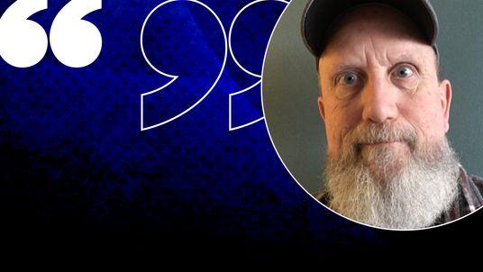 William Lapham says no teacher should carry a gun
