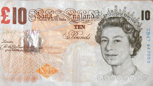 Paper £10 notes will no longer be legal tender on 1 March