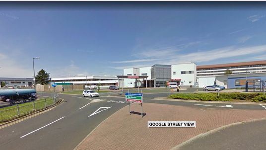 Six children are in Crosshouse Hospital in Ayrshire after taking what is believed to be MDMA