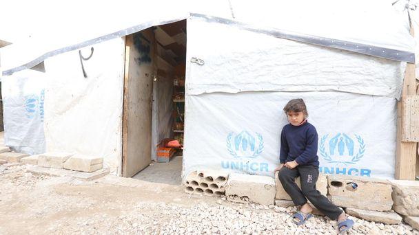 Lebanon's plea for help over Syrian refugees