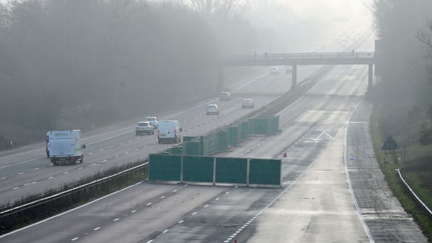 M20 body: Man held on suspicion of murder