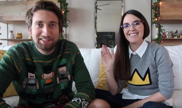 YouTube celebrity couple targeted by 'disturbed' gunman who broke into their home with 'intent to harm'