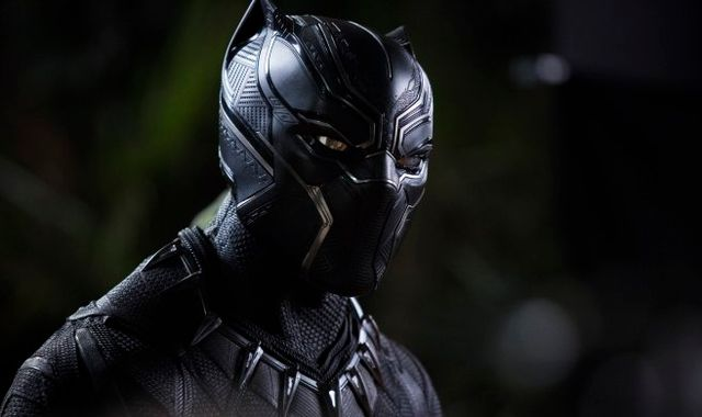 Black Panther Huge In China