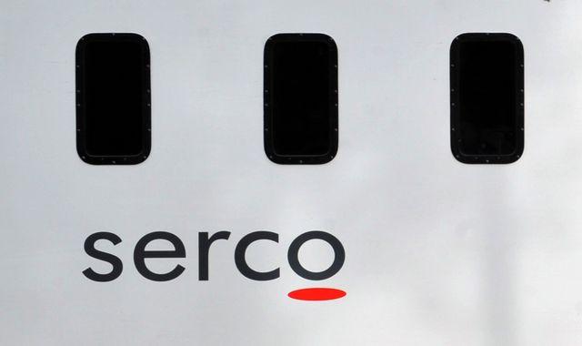 Serco profits down but boss is still optimistic