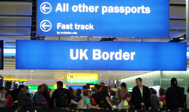 Business demands salary test is cut in post-Brexit immigration system