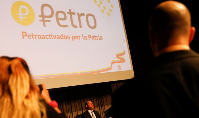 Venezuela launches cryptocurrency called Petro