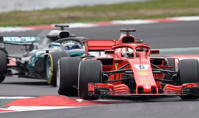 Lewis Hamilton has a warning for Valtteri Bottas for the new season