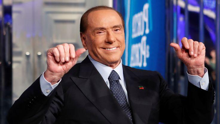 Image result for Silvio Berlusconi