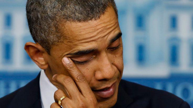 sandy hook obama speech