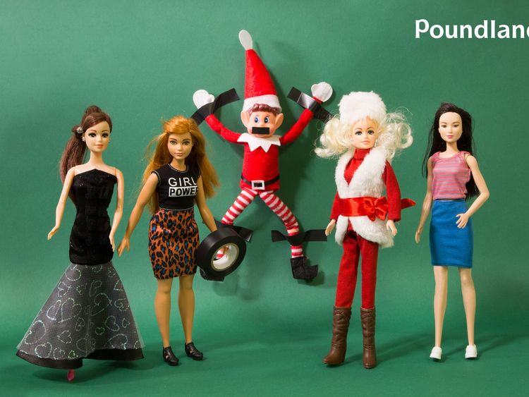 Poundland Christmas Elf campaign banned by ASA