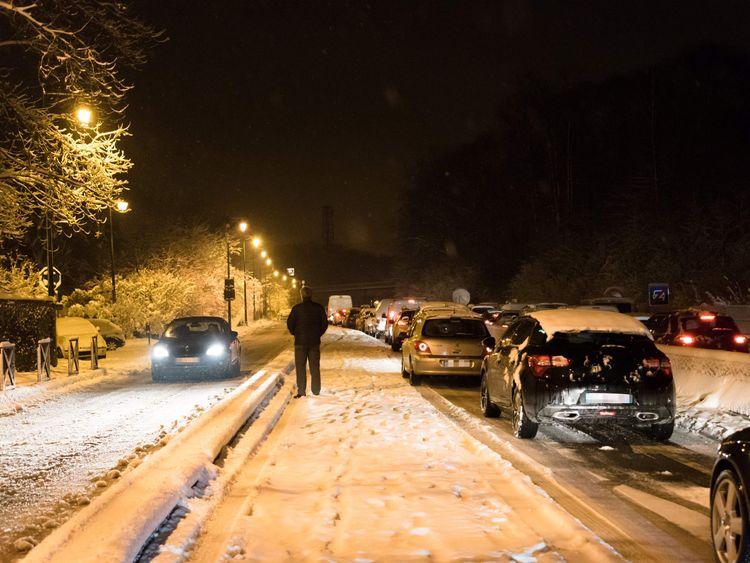 paris snow 3