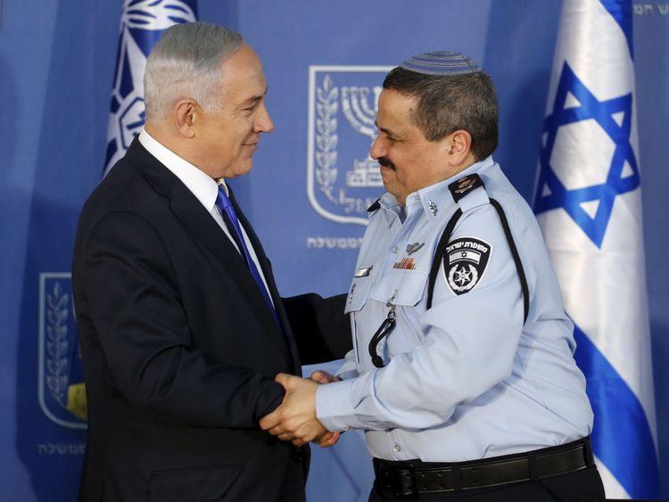 Netanyahu Alsheich Israel