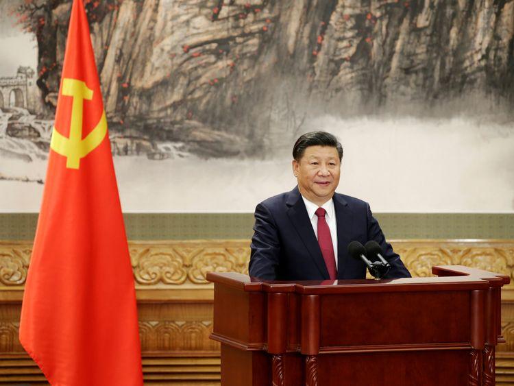CHINA JINPING XIJINPING