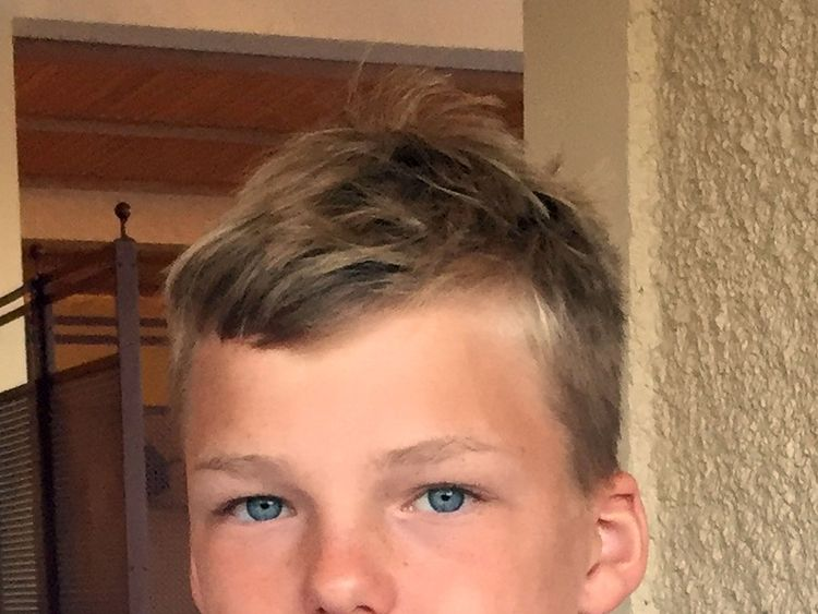 Alexander Worth, 13, died after going for a spin in the Ferrari driven by Cobden.