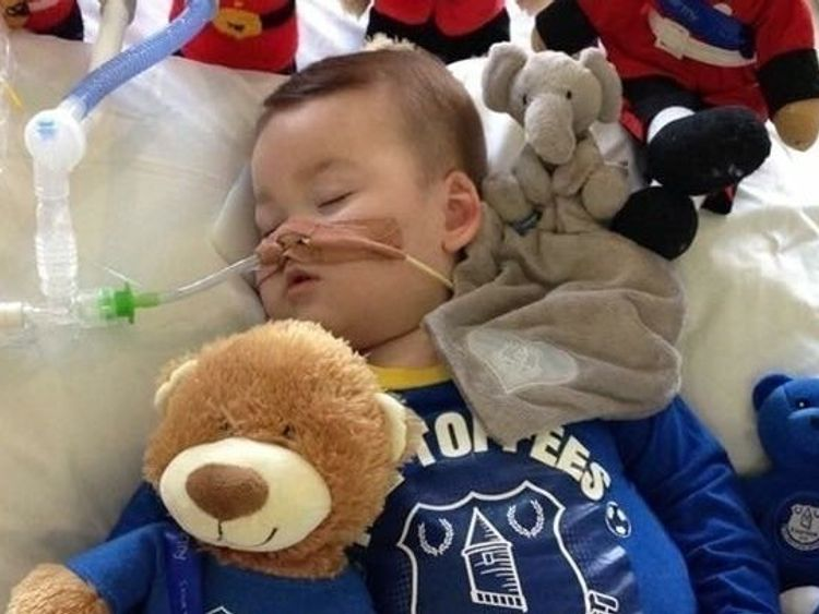 Alfie Evans Parents Wont Give Up After Losing Bid To Take Him Abroad