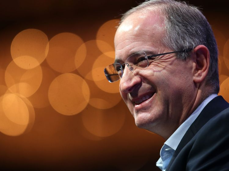 Brian Roberts is the chairman and chief executive of Comcast