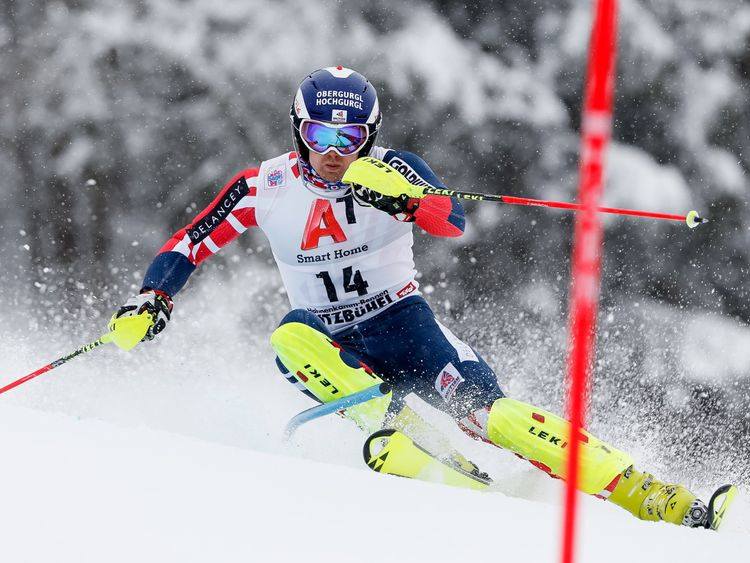 Which Britons have Pyeongchang Winter Olympic medal hopes?