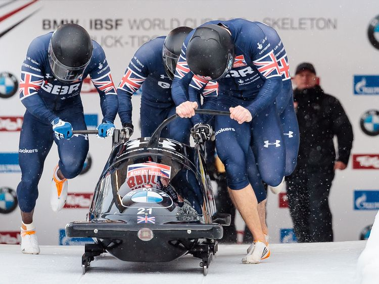 Team GB's four-man bobsleigh team may still win a bronze from Sochi