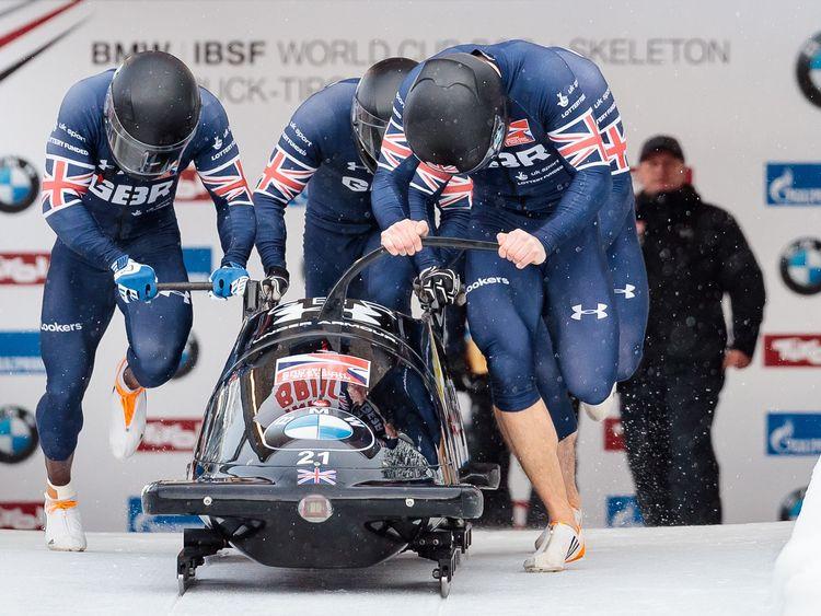 Team GB's four-man bobsleigh team may still win a bronze from Sochi
