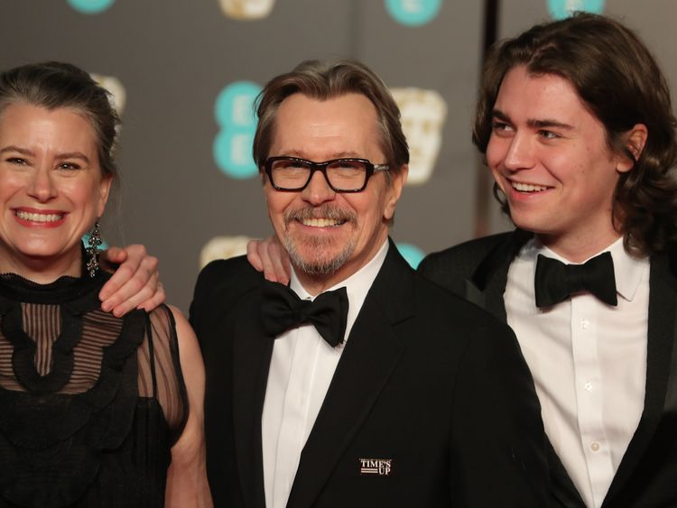 Three Billboards wins big at the BAFTA Awards