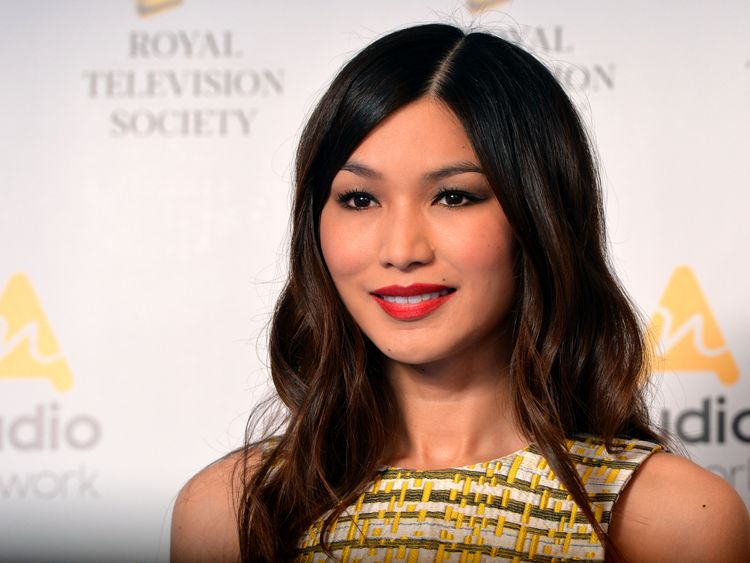 Gemma Chan attending the 2016 Royal Television Society Programme Awards, Grosvenor House Hotel, Park Lane, London. PRESS ASSOCIATION Photo. Picture date: Tuesday March 22, 2016. See PA story SHOWBIZ Awards. Photo credit should read: Dominic Lipinski/PA Wire