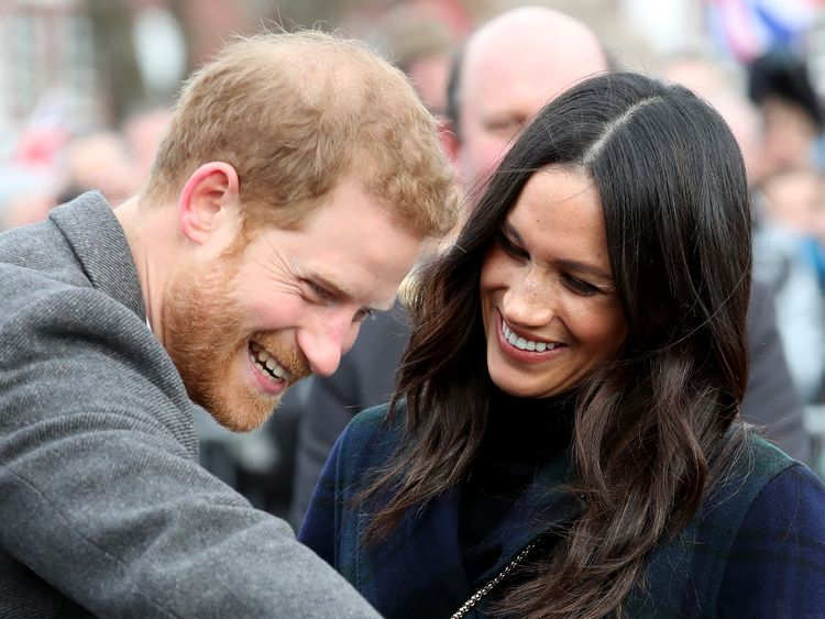Spice up your wife: Group invited to Royal Wedding