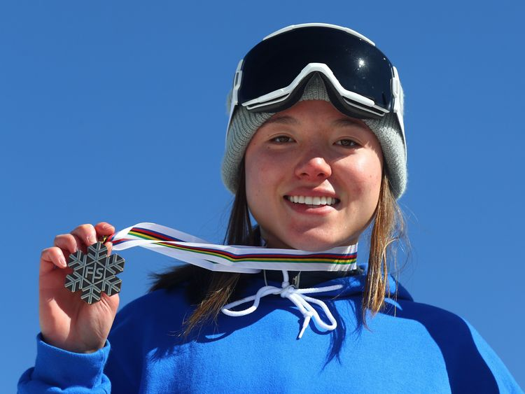 Izzy Atkin has taken medals in warm up events to the Games
