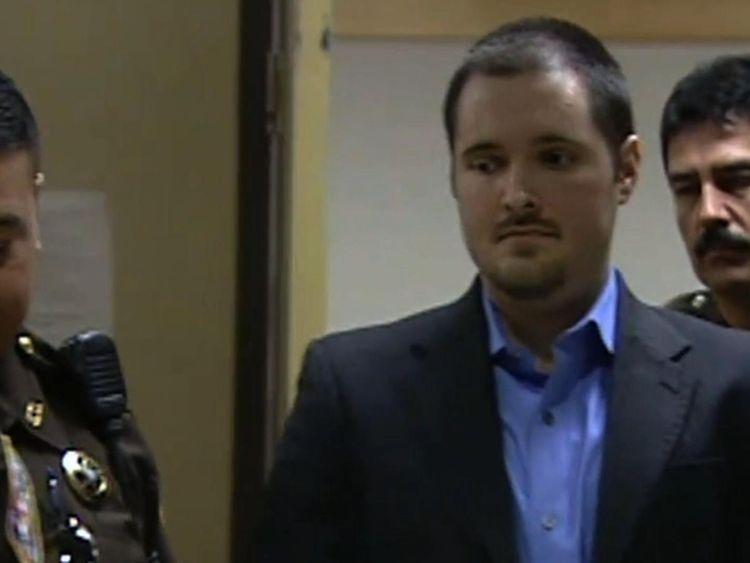 Kevin Whitaker in custody