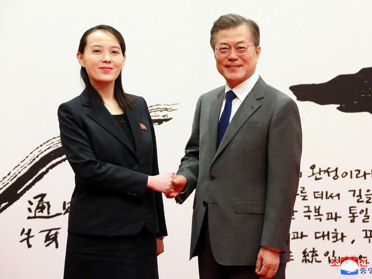 South Korea to send envoys to North Korea to discuss ties, talks