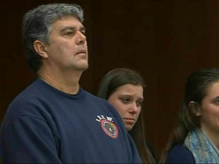 The father of one of Nassar's victims
