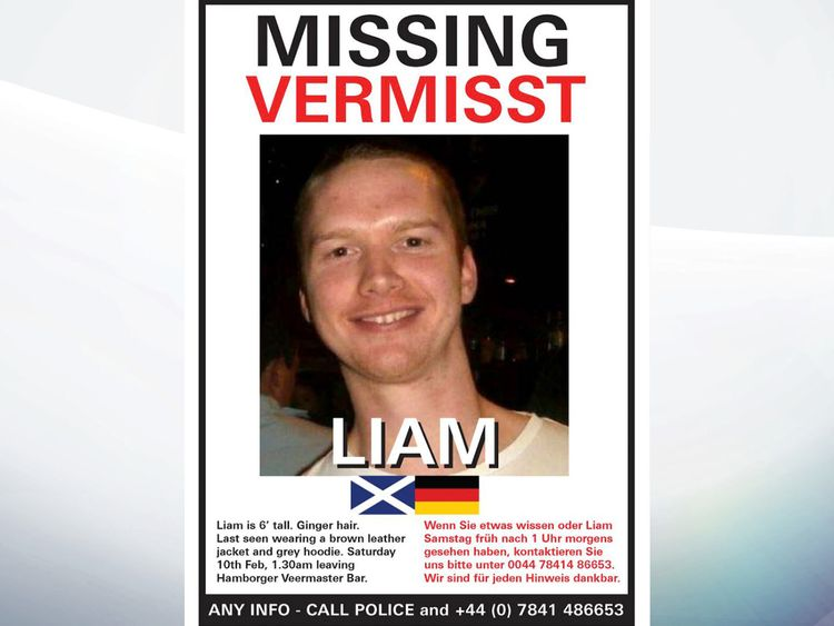 Dundee United appeal to find Scot missing in Hamburg
