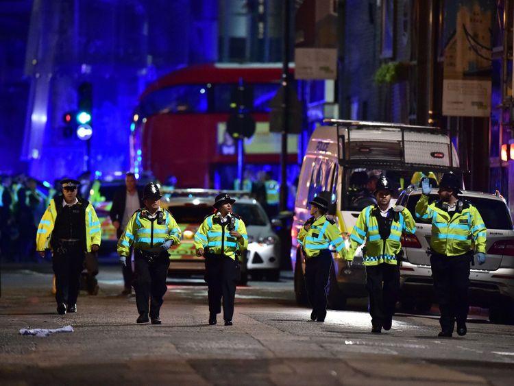 London Bridge attack: Terrorists 'used steroids' before attack