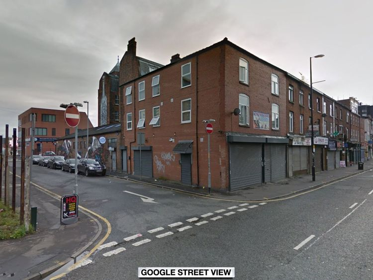 Man charged with murder of woman in Manchester flat
