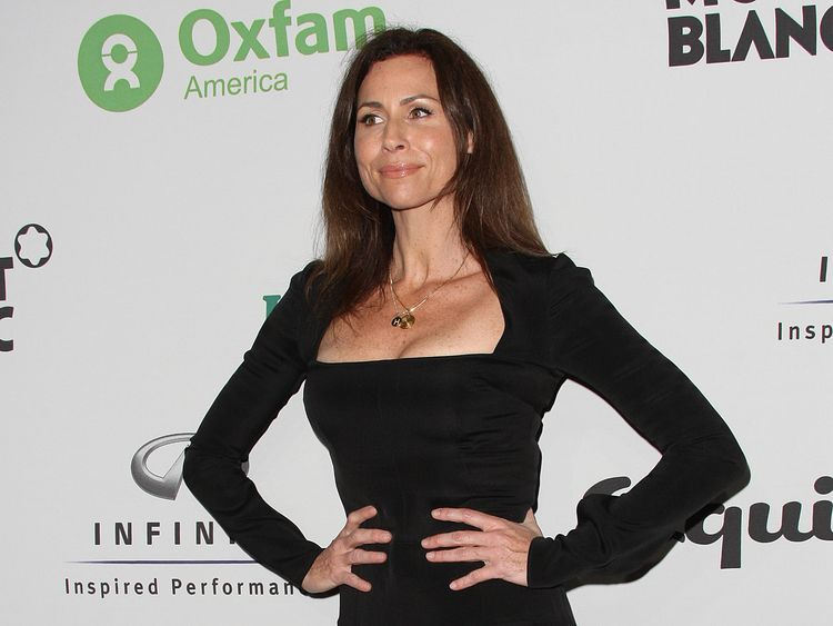 Minnie Driver quits Oxfam role over sex scandal
