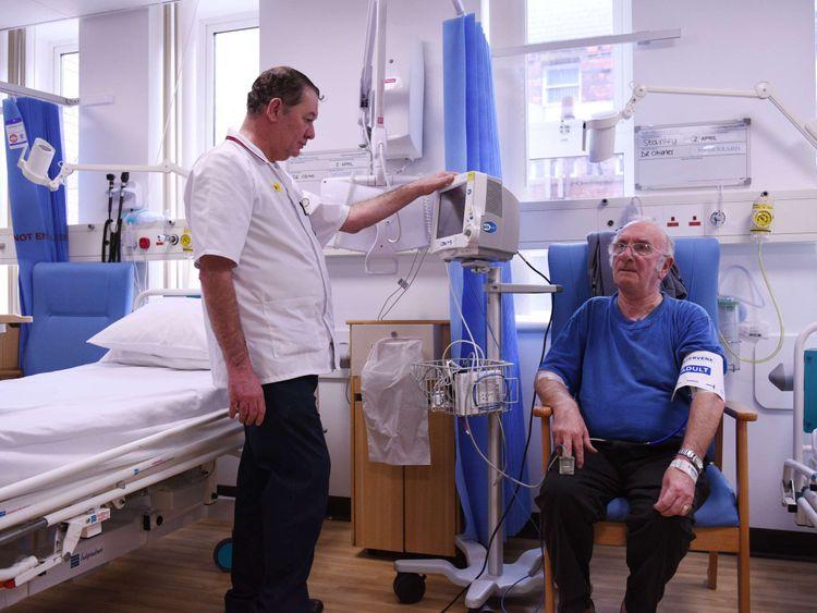 NHS has 100,000 vacancies as finances worsen