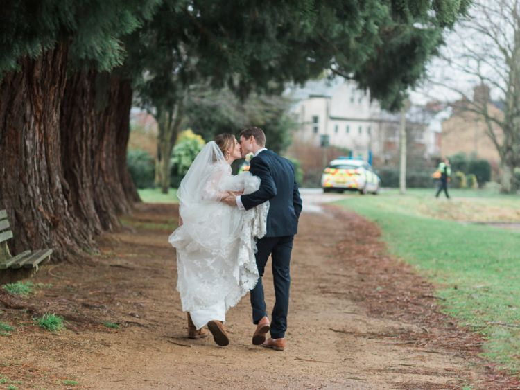Photographer Annie Crossman said the shoot was 'one to remember'. Pic: Annie Crossman Photography