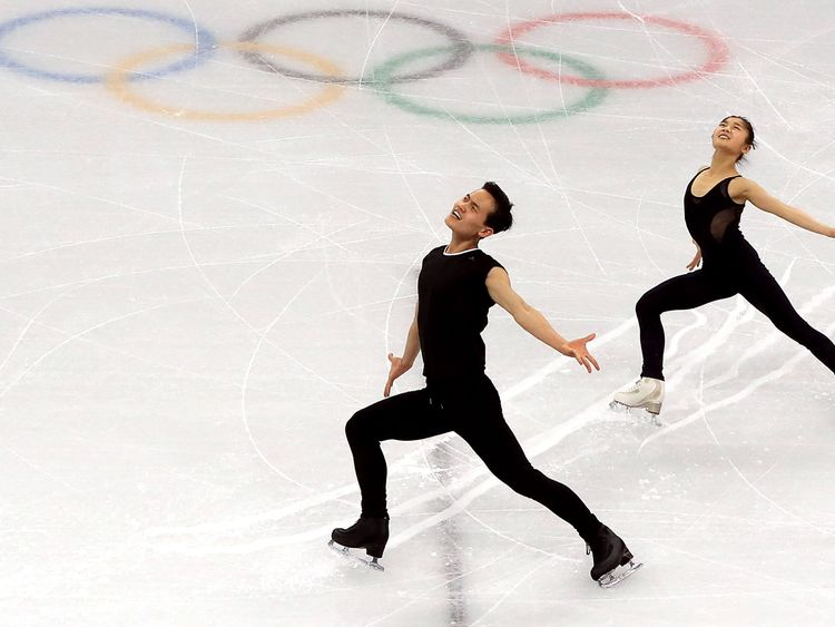 Did the so-called 'Peace Olympics' bring harmony?