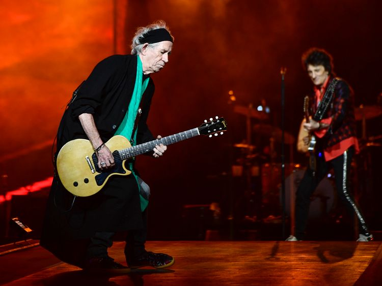 Rolling Stones announce first UK tour in five years