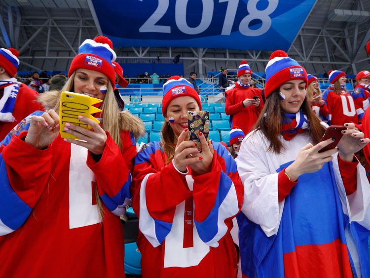 Olympians give dating app a boost at Winter Games