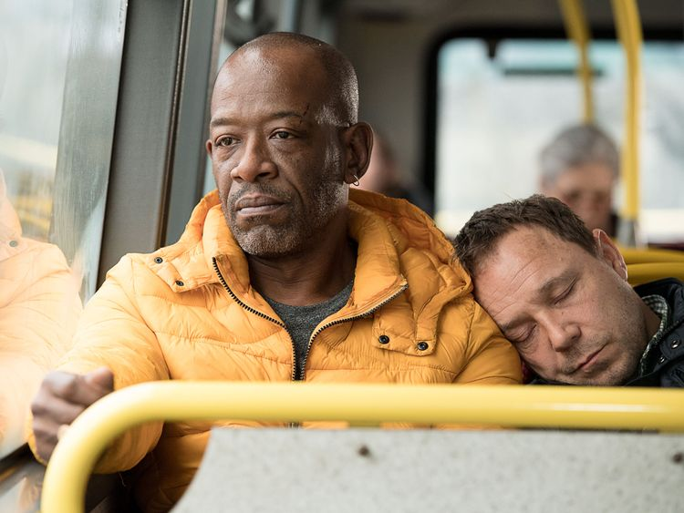 Lennie James: From Walking Dead to unlikely hero