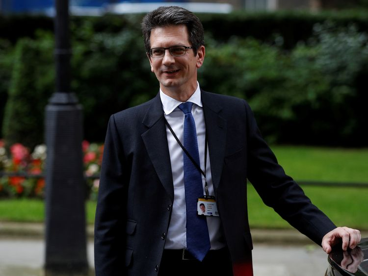 Ex-Brexit minister's skydive ends in 'spiral' emergency landing