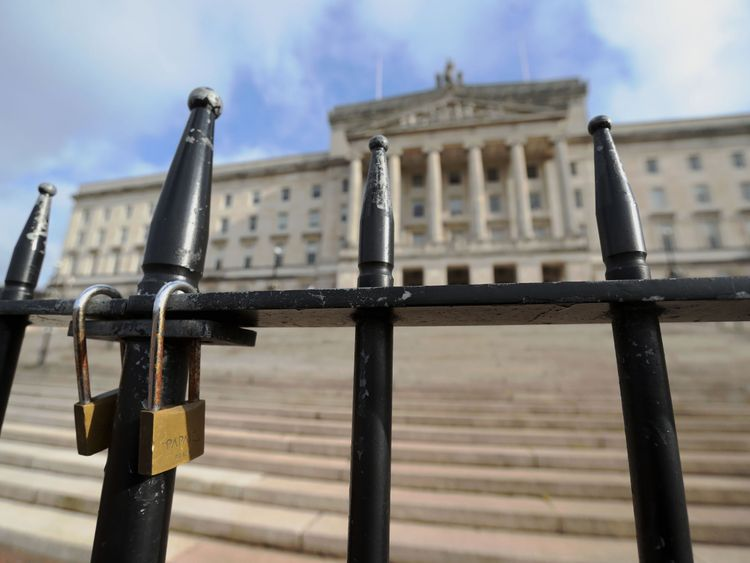 In 2015 it was ruled the Northern Ireland Assembly was responsible for abortion laws